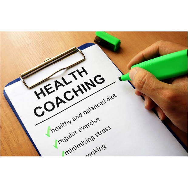 3-Month Health Coaching Program